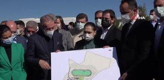 Mehmet Mehdi Eker: Son dakika haberleri... Diyarbakır hipodromu 44 bin ağaçla yeşillendirildi