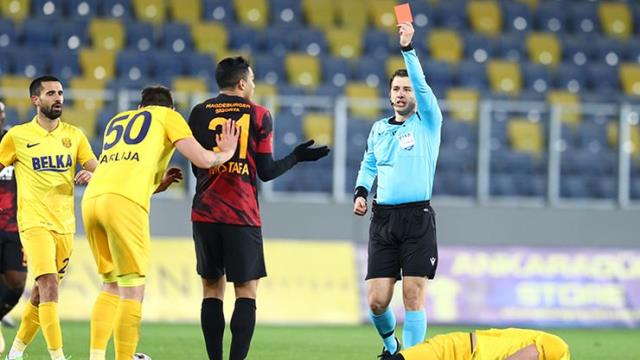 Galatasaray applied to the Arbitration Board for the cancellation of Mostafa Mohamed's penalty of 1 game