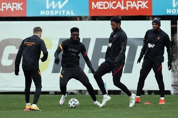 Galatasaray, Sivasspor maçına hazır