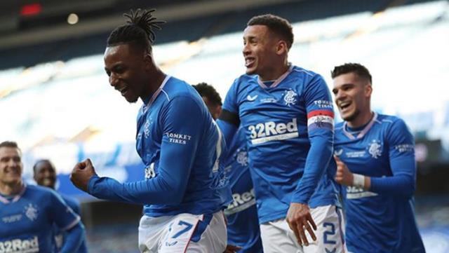 In Scotland, the champion is changing after 9 years!  Rangers close to breaking Celtic embargo