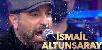 İsmail Altunsaray: İsmail Altunsaray kimdir? İbo Show konuğu İsmail Altunsaray kaç yaşında nereli, Instagram hesabı ne? İsmail Altunsaray hayatı ve biyografisi?