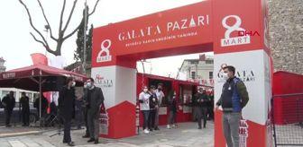 Ravza Kavakçı: Kadınların el emeği ürünleri Galata Pazarı'nda satılıyor