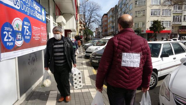 Karadeniz insanı yine şaşırttı! Sürekli unutmaktan bıktığı HES Kodunu sırtına yazdı