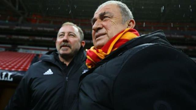 Sergen Yalçın's frequent criticism of the referees angered Fatih Terim