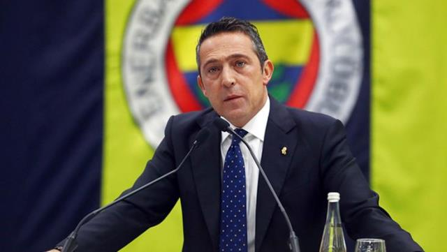 Fenerbahçe President Ali Koç: It is a call to the state, clean FETÖ from football