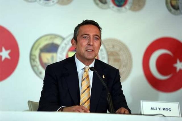 Ali Koç: FETÖ is still in Turkish football