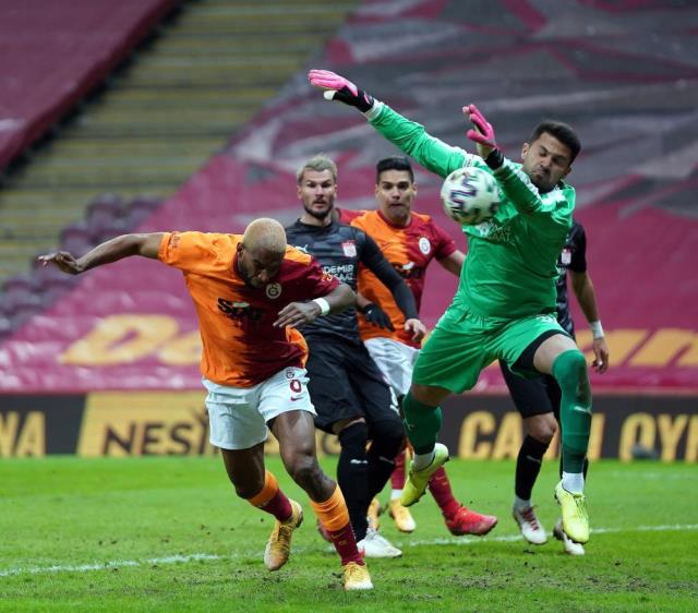 DG Sivasspor scored points away from Galatasaray for the first time in Super League history