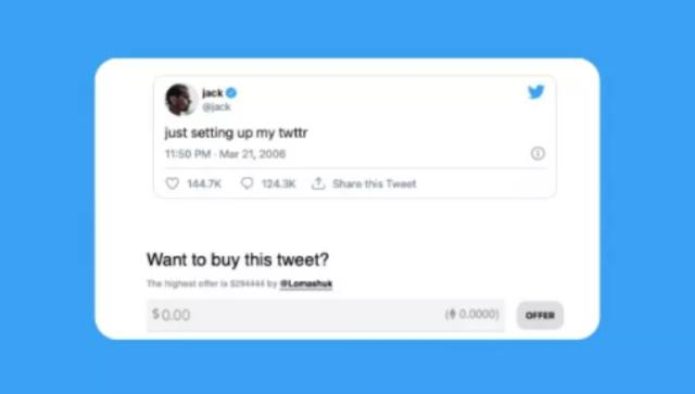 Turkish businessman Sina Estavi bought the world's first and most expensive tweet
