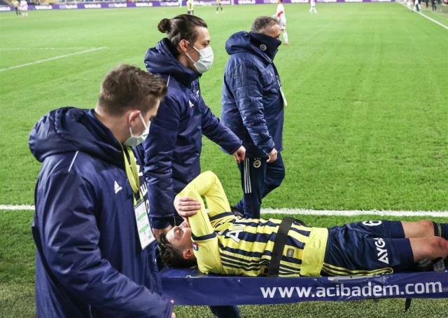 Fenerbahçe club doctor rebelled against heavy criticism against him