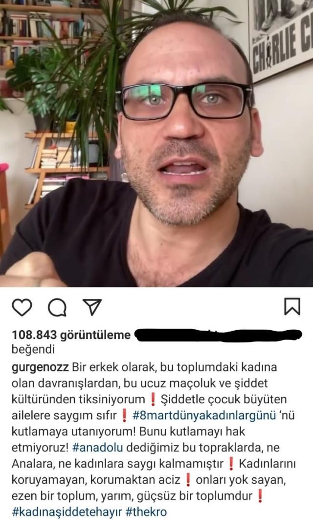 Gürgen Öz'den, Türkiye'yi ayağa kaldıran olaya sert tepki: Hiçbir dönem bu kadar kadına cinayet, şiddet yaşanmamıştı