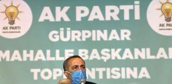 İslam: Milletvekili Arvas Ankara Van arası mekik dokuyor