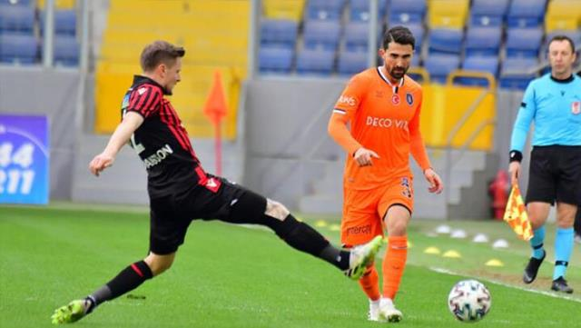 In the 29th week of the Super League, Başakşehir defeated Gençlerbirliği on the road 1-0