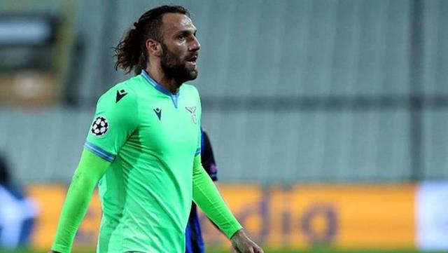 Lazio fans were divided in the face of Vedat Muriqi's performance