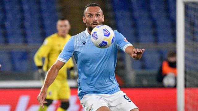 Vedat Muriqi was the target of criticism in Italy with his performance