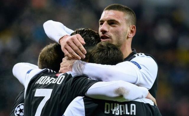 Juventus'ta Bonucci, Merih Demiral'la ilgili övgü dolu sözler söyledi