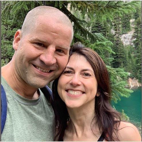 MacKenzie Scott: billionaire writer divorced from Amazon's founder Jeff Bezos, married to science teacher Dan Jewett