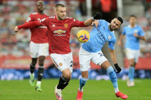 Manchester derbisinde United, City'i 2-0 yendi