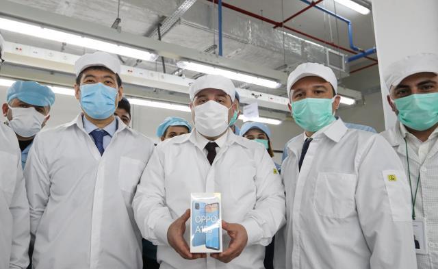 Son dakika: Akıllı telefon üreticisi OPPO, Türkiye'de deneme üretimlerine başladı