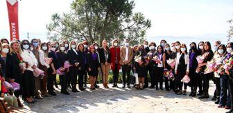 Gezin: Başkan Sandal: 'Türk kadınının gücü her şeyi başarmaya yeter'