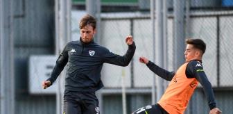 İbrahim Yazıcı: Bursaspor'da Ankaraspor maçı hazırlıkları sürüyor