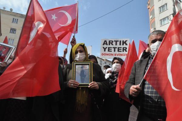 Son dakika... HDP önündeki eylemde 554'üncü gün; aile sayısı 214 oldu