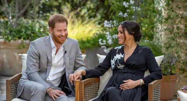 Meghan Markle ve Prens Harry'nin röportajının ardından Kraliyet ailesi acil toplantı düzenledi