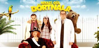 Şebnem Bozoklu: Niyazi Gül Dörtnala filmi konusu nedir? Niyazi Gül Dörtnala ne zaman, saat kaçta, hangi kanalda? Niyazi Gül Dörtnala oyuncuları!