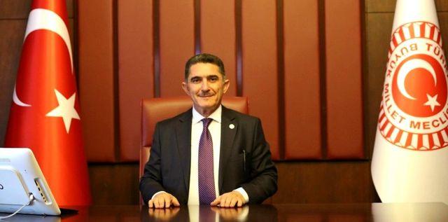 AK Parti Ağrı Milletvekili Ekrem Çelebi, Miraç Kandili nedeniyle bir mesaj yayımladı