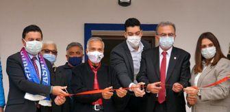 Süleyman Girgin: Bodrum Belediyesi Gündoğan Ek Hizmet Binası düzenlenen törenle hizmete açıldı