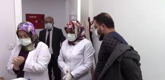 Nedim Polat: Öğretmenlere CoronaVac aşısının ilk dozu yapılmaya başlandı