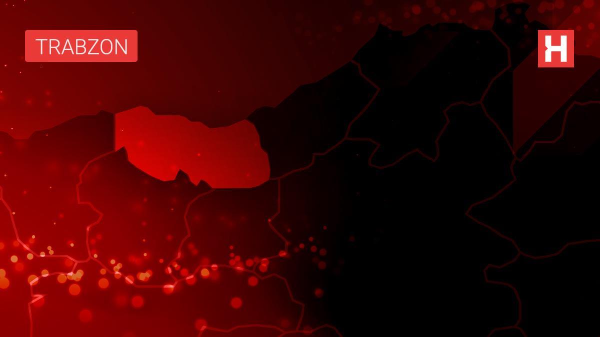 Trabzon'da evinde kaçak silah ürettiği iddia edilen şüpheli yakalandı