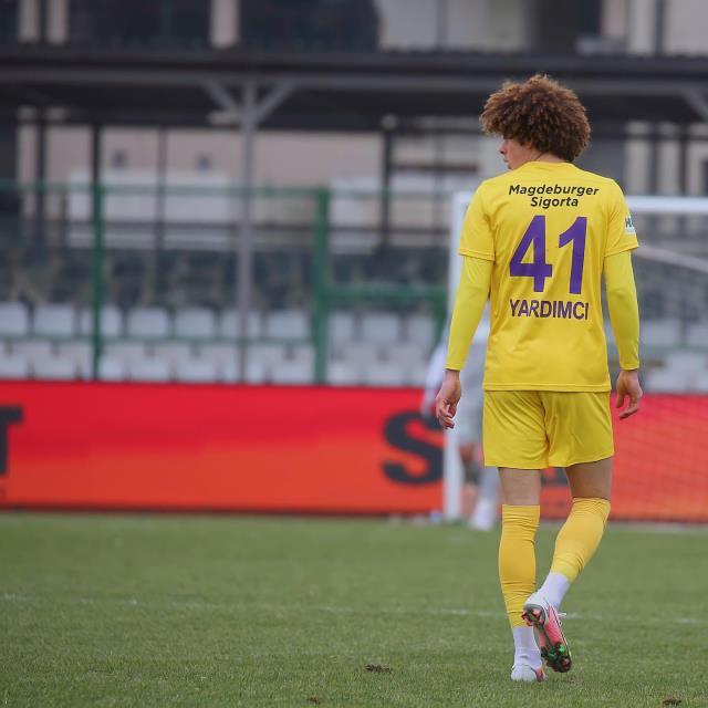 Eyüpspor'a rekor bedelle transfer olan Erencan Yardımcı, son maçta 1 dakika süre alabildi