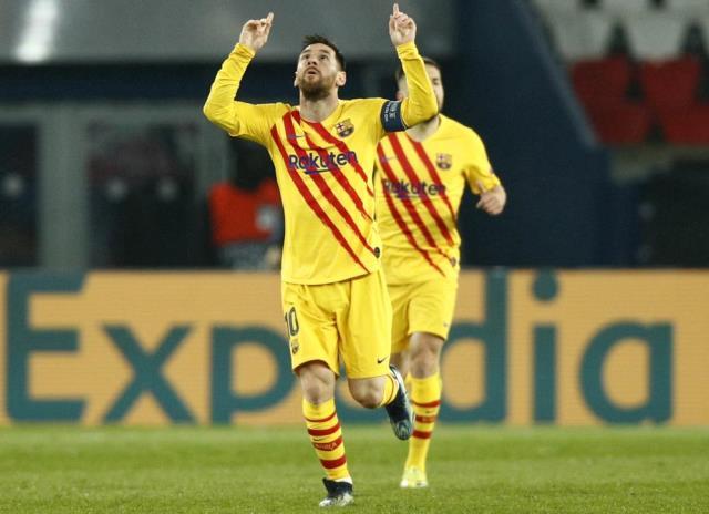 Messi ve Ronaldo, 16 yıl sonra Şampiyonlar Ligi'nde aynı sezonda çeyrek final göremediler