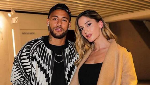 Neymar, unutamadığı eski sevgilisi Natalia Barulich'in fotoğrafını beğendi