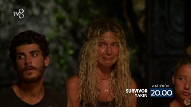 Survivor 2021'in 45. bölüm fragmanı yayınlandı! Çağrı kararını açıklıyor