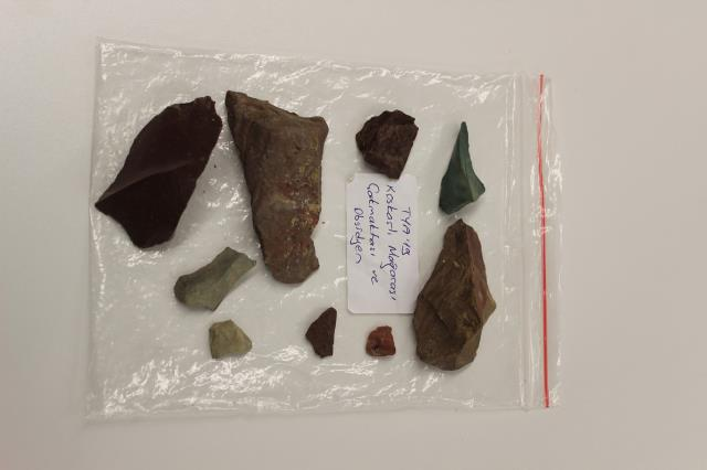 Trabzon'daki ilk insan topluluğuna ait kalıntılar bulundu