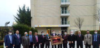Halil Özyolcu: Son dakika haberleri! Ağrı Heyeti, 'Yatırım ve İstihdam' için Ankara'da mekik dokudu