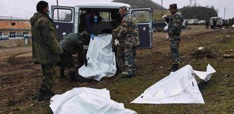 Sniper: Ermenistan basını Karabağ savaşındaki kirli ittifakı itiraf etti: 248 PKK'lının cansız bedeni morglarda bekliyor