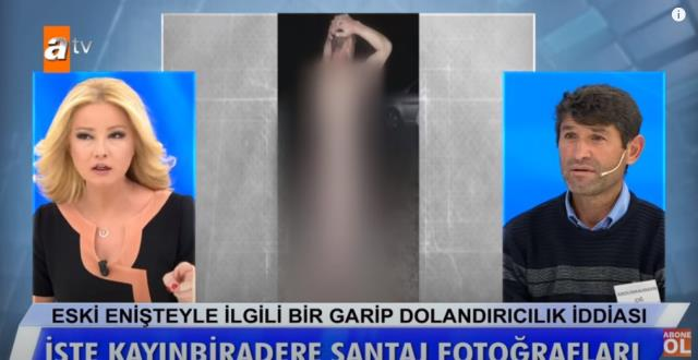 Eniştesi tarafından tecavüze uğrayan adamın ormanda çekilen çıplak fotoğrafları ortaya çıktı