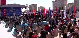 Ceyda Çetin Erenler: Gençlik ve Spor Bakanı Kasapoğlu, Kütahya Valiliğini ziyaret etti