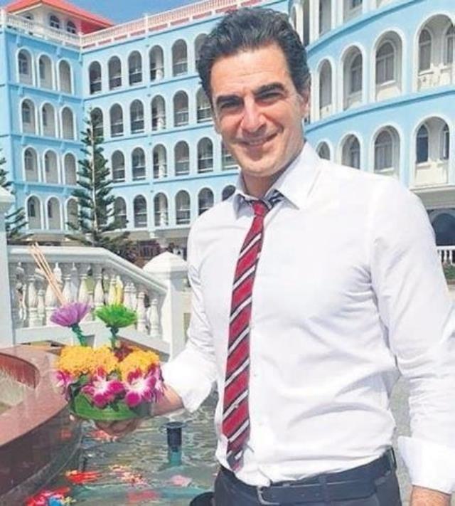 Yurtdışında hayatını kaybeden Karahan Çantay'ın cenazesi Türkiye'ye getirildi