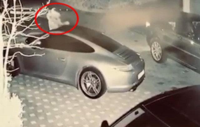 Sevgilisinin otomobilini çizdiği görüntüleriyle olay yaratan Ece Erken'den, geç gelen pişmanlık itirafı