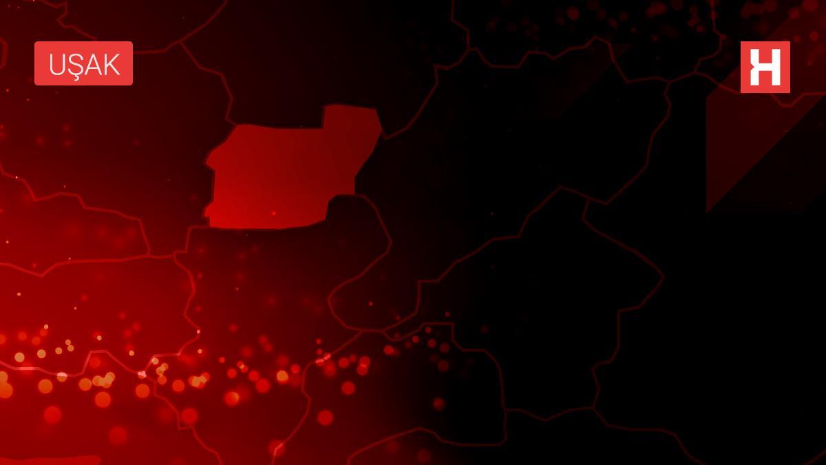 Uşak'ta otomobilin devrilmesi sonucu yaralanan kişi öldü