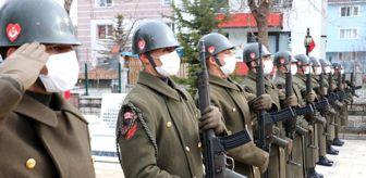 Tanju Özcan: Son dakika: Bolu'da, Çanakkale Zaferi ve şehitler dualarla anıldı