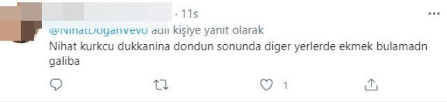 Nihat Doğan'ın HDP'nin kapatılmasına karşı çıktı! Paylaşımına tepki yağdı