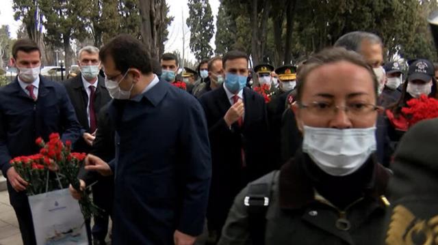 Edirnekapı'nın ardından Ekrem İmamoğlu'na bir protesto daha! Korumaları devreye girdi: Alın bunu alın