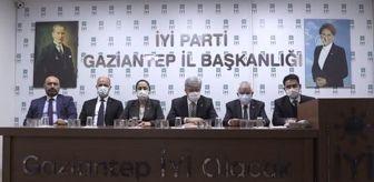 Metin Ergun: Son dakika haberi! GAZİANTEP - İYİ Parti Genel Başkan Yardımcısı Metin Ergun'dan parlamenter sisteme geçiş çağrısı