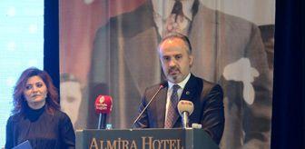 İbrahim Burkay: TÜGİAD Bursa'da Ahmet Parseker dönemi