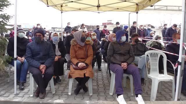 AFYONKARAHİSAR - Türk-İş Genel Başkanı Atalay, 460 daireli kooperatifin kura törenine katıldı