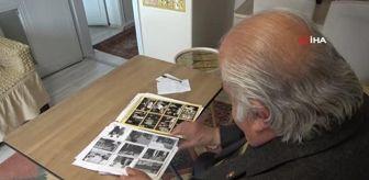 Necip Fazıl Kısakürek: Son dakika haberleri... Aşık Veysel'in çekilen son fotoğrafları ortaya çıktı